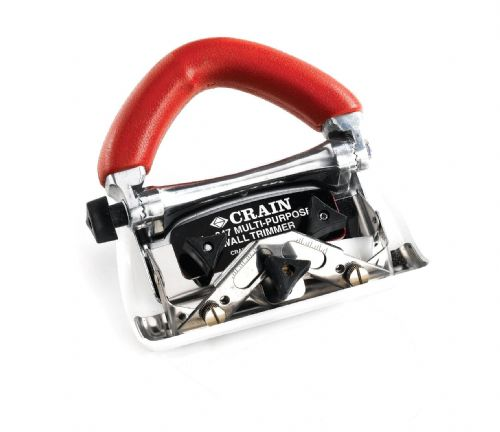 Crain 247 Multi Purpose Wall Trimmer Tools Carpet Tools Adjustable Height Handle